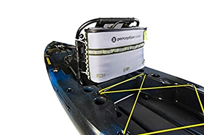 8080039 Perception Splash Seat Back Cooler - for Kayaks with Lawn-Chair Style Seats from Confluence Accessories