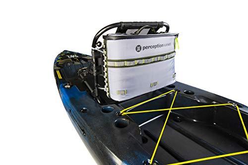 Perception Kayaks Unisex-Kajakkühler, Perception Splash, Grau, Einheitsgröße