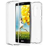 coque-personnalisable Coque Intégrale 360° pour LG K7 Gel Transparent ÉTUI Housse en Gel Silicone...