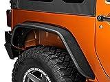 Barricade Tubular Fender Flares for Jeep Wrangler JK 2018-2018
