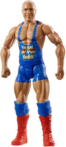 Mattel WWE True Moves Kurt Angle Action Figure