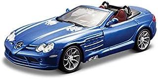 Bburago 1/32 Plus - Mercedes SLR Mclaren, Blue