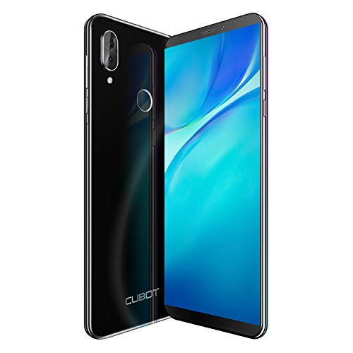 CUBOT X19 S Smartphone 5.93 Pollici 2160x1080 FHD+ Android 9 Pie Batteria 4000mAh 4GB 32GB Supporto Face ID Dual SIM Cellulare Nero