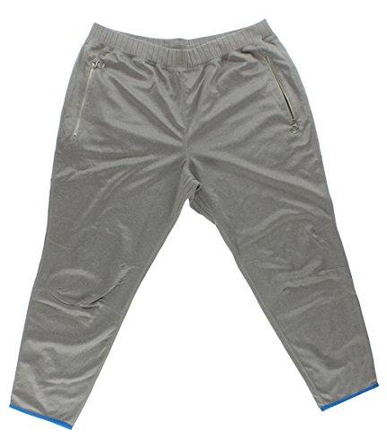 Adidas - Pantalón de chándal para hombre, color gris -  -  X-Large