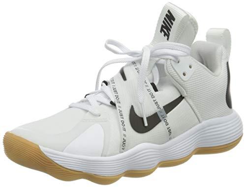 Nike Herren CI2955-100_39 Volleyball Shoes, Weiß, EU