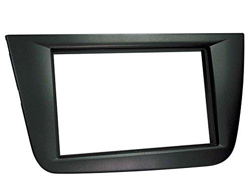 2-DIN RB Seat Altea / Altea XL / Toledo 2004 > schwarz