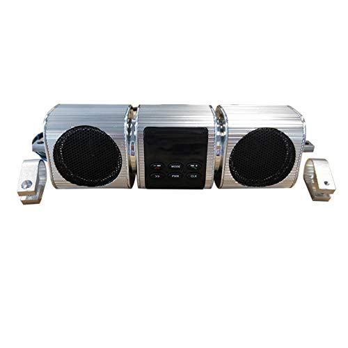 XQxiqi689sy Sound Clear Motorrad Bluetooth Wasserdicht Musik...