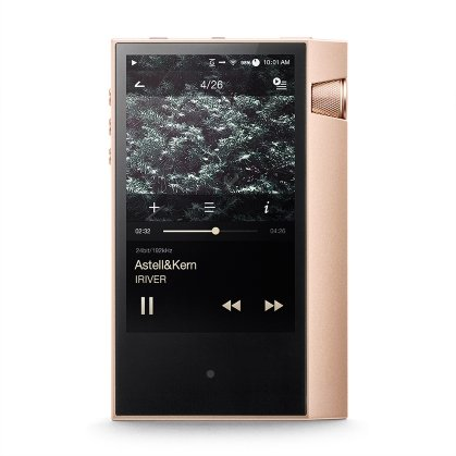 IRIVER ハイレゾプレーヤー Astell&Kern AK70 64GB Limited Twilight Rose AK70-64GB-PNK-J