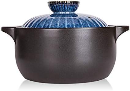 MDZF Arlington Mall SWEET HOME Ceramic Casserole Dish with Lid Round Pot Clay Philadelphia Mall C