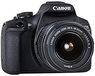Canon EOS 2000D 18-55 IS, 24.1 MP, DSLR Camera, Black