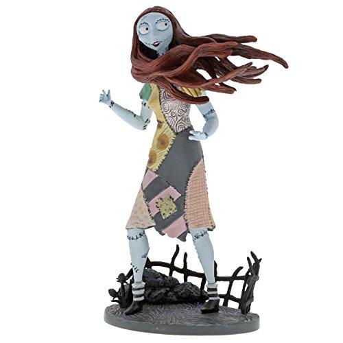Enesco 4059468 Grand Jester Studios Nightmare Before Christmas Sally Vinyl Figurine, 8.25 Inch, Multicolor