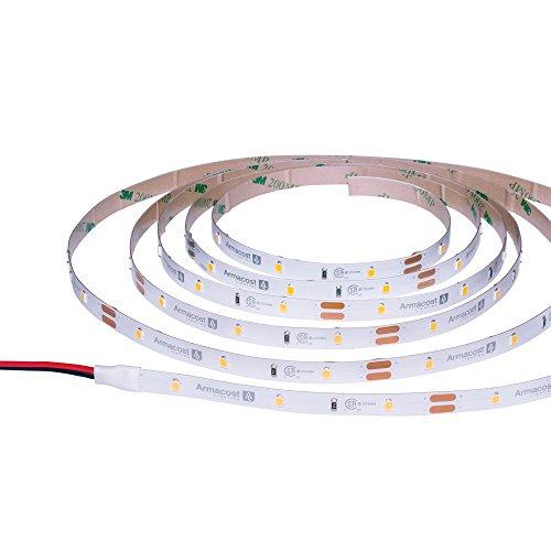 Armacost Lighting 131210 RibbonFlex Pro LED Tape Light, 8.2 ft, Soft White