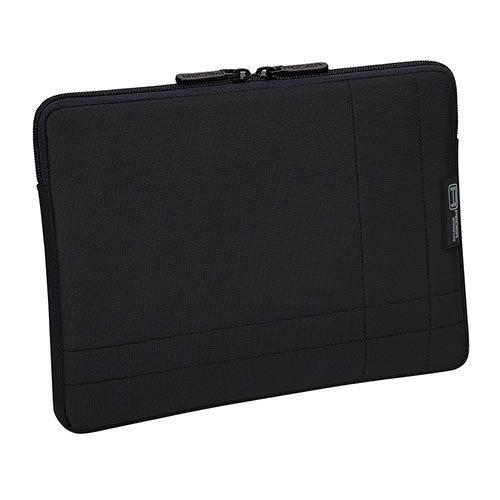 PEDEA Tablet PC Tasche 'Trend-Black' für 10,1 Zoll (25,7cm), schwarz
