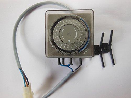 VAILLANT Elektrische mechanische Zeitschaltuhr 2370099 WAS 259846 Typ 882 T55 24 V/48 V