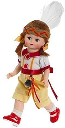 Madame Alexander Lil Indian Maggie Americana Collection Doll, 8 by Madame Alexander Dolls