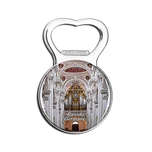 Weekino Passau Dom Deutschland Bier Flaschenöffner Kühlschrank Magnet Metall Souvenir Reise Gift
