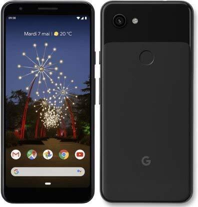 (Renewed) Google Pixel 3a XL (Just Black, 64 GB) (4 GB RAM)