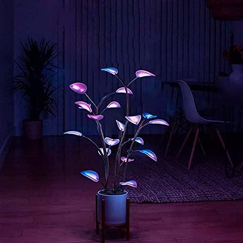 The Magical Led Houseplant - 500 programmierbare LEDs, künstliche Pflanzen - Bonsai Baumlicht für Tisch, Feenlicht, DIY-künstliches Licht, Dekoration für Zuhause, Schlafzimmer (500Programmable Leds)