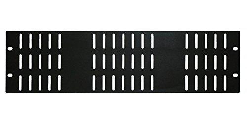 FONESTAR FRP-12VEN 3U - Tapa de ventilación para Rack Fonestar