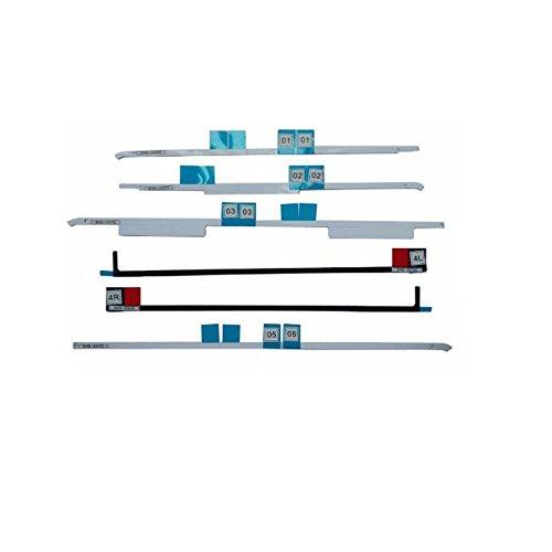 Olvins - Tiras adhesivas para pantalla LCD para iMac A1418 de Apple de21,5 pulgadas2012,2013,2014,2015