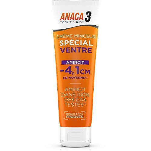 classement un comparer Crème Amincissante Anaca3 Special Berry