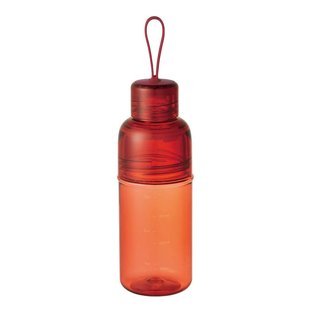 表面的な極端なローブKINTO(キントー) タンブラー レッド 480ml ワークアウトボトル 20313