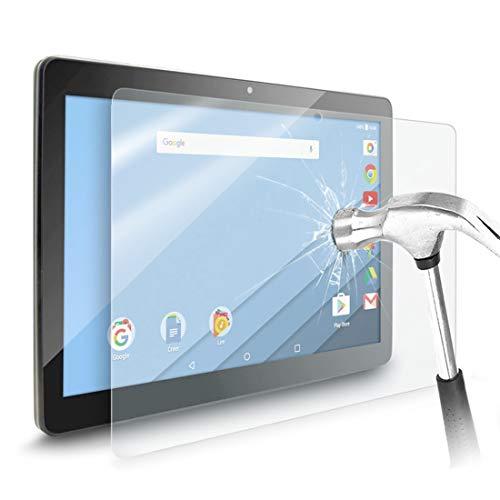KARYLAX - Protector de pantalla de cristal Nano flexible, dureza 9H, ultrafino 0,2 mm y 100% transparente para Xiaomi Mi Pad 2