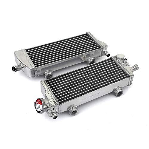 Radiatore destro e sinistro per modelli 4-tempi per KTM EXC-F 250, 350, 450 08-16