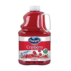 Ocean Spray Cranberry Juice Cocktail, 3 Liter Bottle |