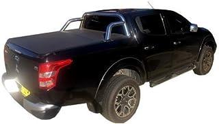 Mitsubishi Triton MQ/MR Dual Cab July 2015 to Current, Sports Bar Clip On Ute Tonneau Cover. Tuff Tonneaus Ute Covers are ...