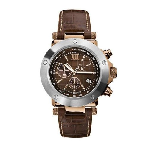 GC GUESS Quarzuhr Man 45003G1 Sport Chic Collection 44.0 mm