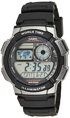 Casio Sports AE-1000W-1B - Orologio da polso Uomo