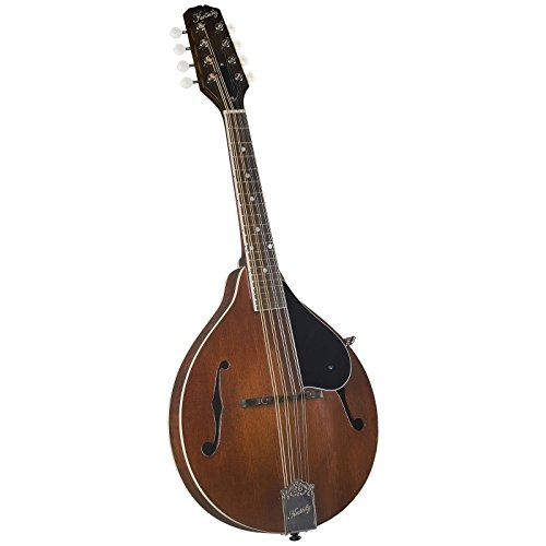Kentucky, 8-String Mandolin, Natural, 1 (KM-156)