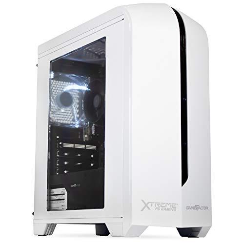Xtreme PC Gamer AMD Radeon Vega 8 Ryzen 3 Pro 8GB 1TB WiFi