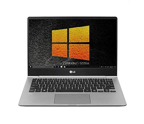"LG Gram 13"" Full HD (1920x1080) IPS Touchscreen Thin and Light Business Laptop (Intel Quad-Core i7-8550U, 16GB RAM, 512GB SSD) Fingerprint, Backlit Keyboard, Type-C, HDMI, Windows 10 Pro"