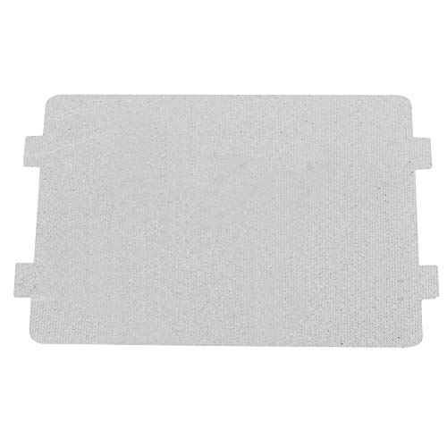 Felenny Microwave Oven Mica Plate Sheet Household Microwave Oven Thickened Mica Plate Sheet Microwave Accessory for Hair Dryer Toaster Microwave Oven Heater 10PCS