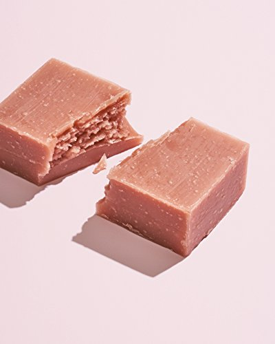 Herbivore Botanicals - All Natural Pink Clay Cleansing Soap Bar (face/body)