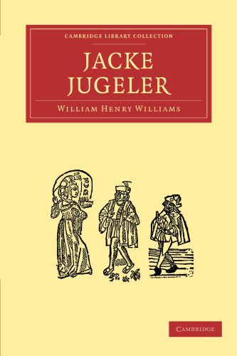 Jacke Jugeler (Cambridge Library Collection - Literary Studies)