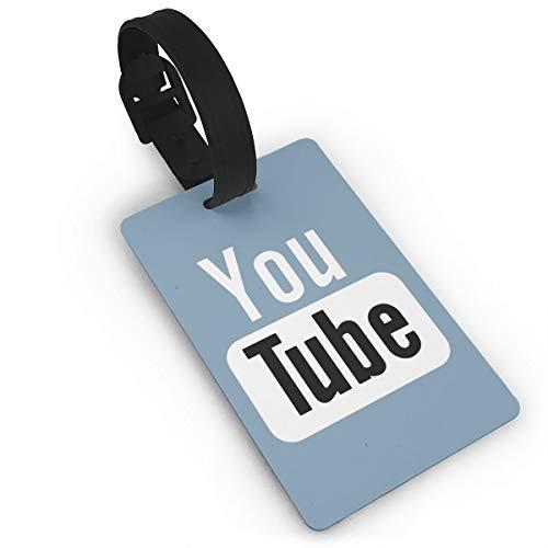 Youtube 旅行荷物タグ手荷物スーツケースタグ 番号札 旅行用