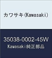 カワサキ(Kawasaki) 純正部品 フエンダ(フロント) M.G.グレー 35038-0002-45W