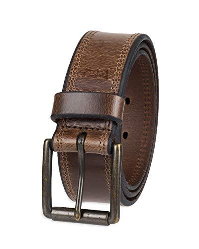 Levi's Men's Levis 38mm Belt With Roller Buckle,Brown,32