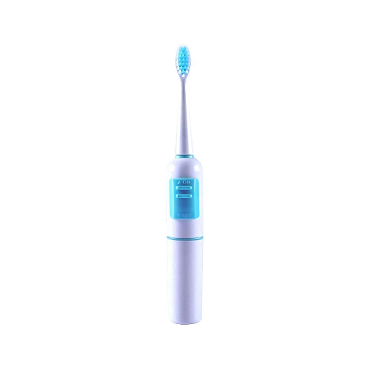 とても多くのバックアップ顕著電動歯ブラシ 柔らかい毛の大人の電動歯ブラシの家の音波振動強い自動きれいなブラッシングマジック