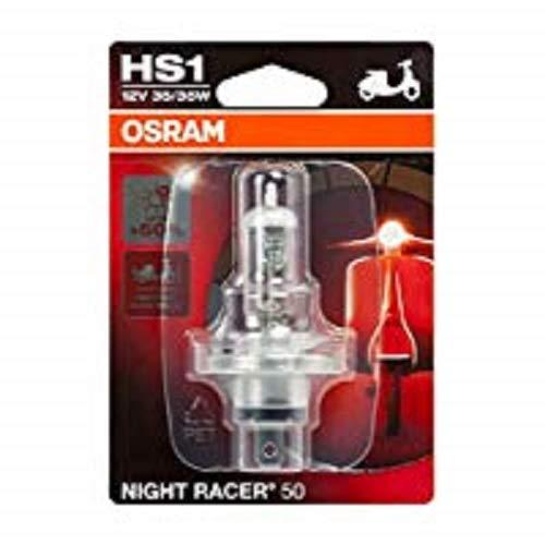 Osram 64185NR5-01B Lámpara Halógena para Faro de Motos