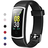 YAMAY Fitness Tracker with Blo...