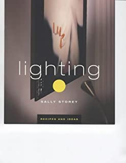 Lighting (Recipes & Ideas) by Sally Storey (2000-03-24)