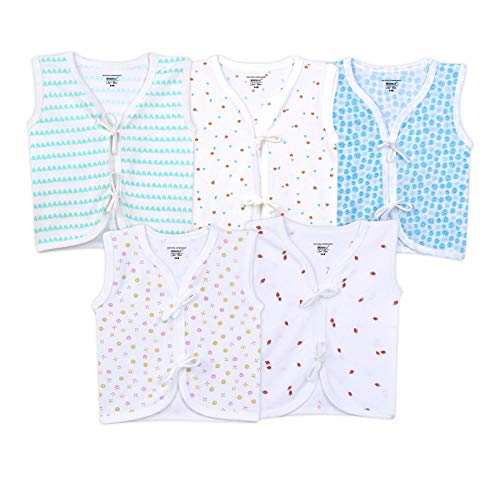 Wearville New Born Baby boy's & baby Girls jabla clothing Top set(Multicolored) (0-3 months)