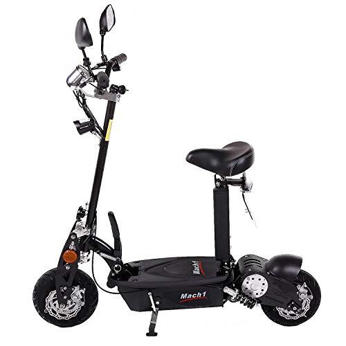 E Scooter mit EU Strassenzulassung Mach1® 500W Bild 6*