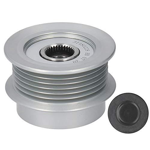 Jeanoko Lternator 31480228 - Disco de embrague de hierro fundido, resistencia a la corrosión, práctico repuesto para coche