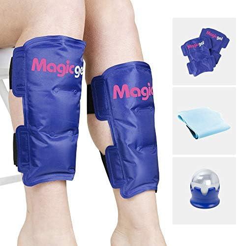 Shin Splint Relief Ice Packs for Shin Splints Cryoball and Stretch Bands Shin Splints Leg Pain product image
