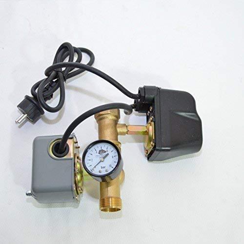 Omnigena Steuerung Hauswasserwerk 5-Wege-Verteiler 1